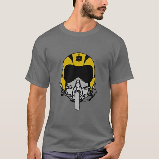 Flight Helmet #1 T-Shirt