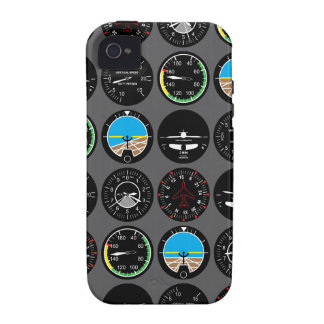 Flight Instruments iPhone 4/4S Cover