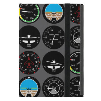 Flight Instruments Case For iPad Mini