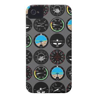 Flight Instruments iPhone 4 Cases