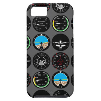 Flight Instruments iPhone 5 Case