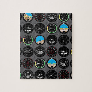 Flight Instruments Jigsaw Puzzle