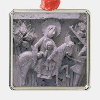 Flight into Egypt Christmas Ornament
