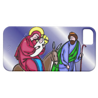 Flight into Egypt iPhone 5 Cover