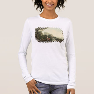 Flight into Egypt Long Sleeve T-Shirt
