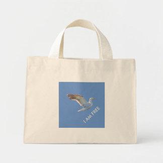 Flight Mini Tote Bag