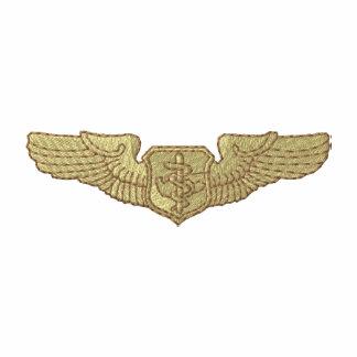 Flight Nurse Badge Polo Shirts