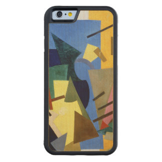 Flight of an Aeroplane, 1916 Carved Maple iPhone 6 Bumper Case