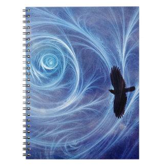 Flight of Icarus Notebook