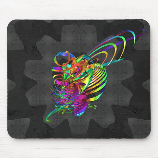 Flight of the Bumblee #1 Mouse Mat