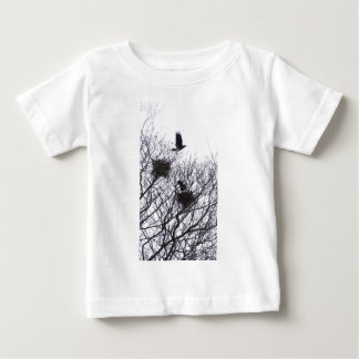 Flight of the Crow Baby T-Shirt