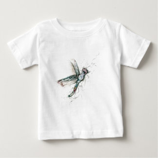 Flight Of The Dragonfly Baby T-Shirt