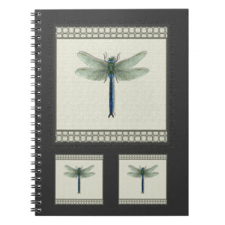 Flight of the Dragonfly Notebook