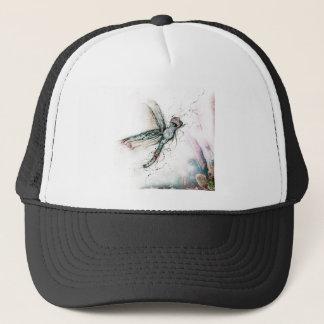 Flight Of The Dragonfly Trucker Hat