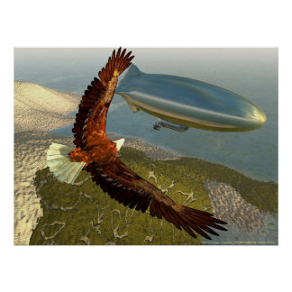 Flight of the Eagle Posters