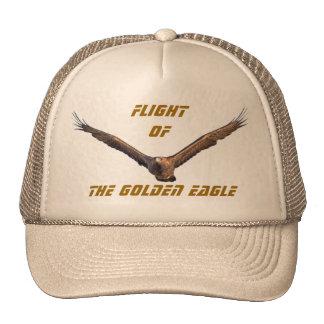 Flight of the Golden Eagle Cap