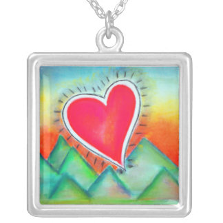 Flight of the Heart necklace
