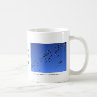 Flight of the Wild Goose, Mug