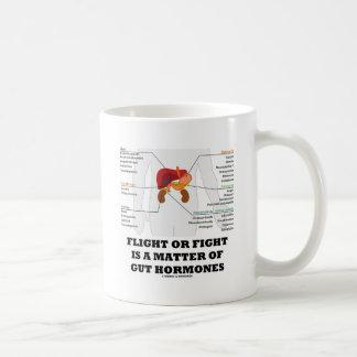 Flight Or Fight Is A Matter Of Gut Hormones Mugs