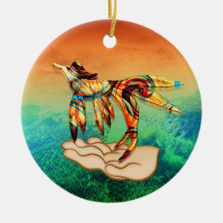Flight Ornament