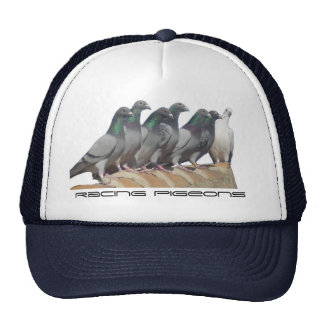 Flight-readies… Hats