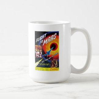 """Flight to Mars"" Mug"
