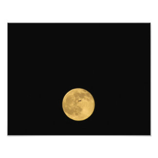 Flight to the Moon Photographic Print