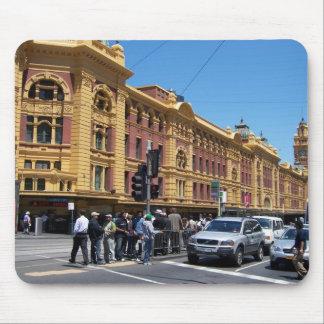 Flinder's Street Station Mouse Mat