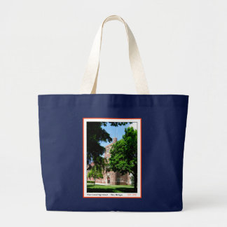 Flint Central High Black Jumbo Tote