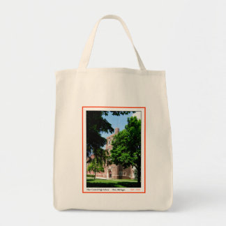 Flint Central High Organic Tote