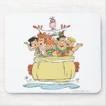 Flintstones Families2 Mousepad