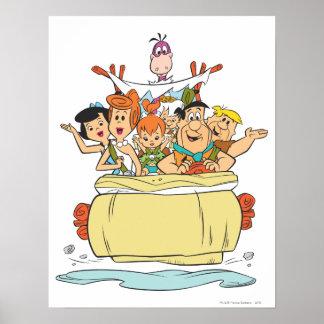 Flintstones Families2 Poster