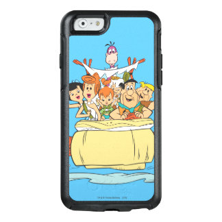 Flintstones Family Roadtrip OtterBox iPhone 6/6s Case