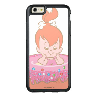 Flintstones Lovely Pebbles OtterBox iPhone 6/6s Plus Case