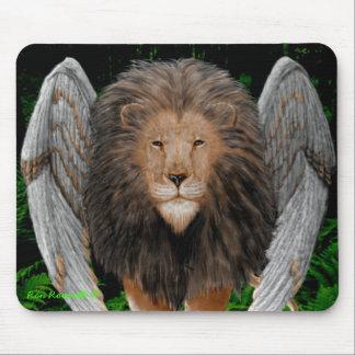Flion Mousepad (Winged Lion)