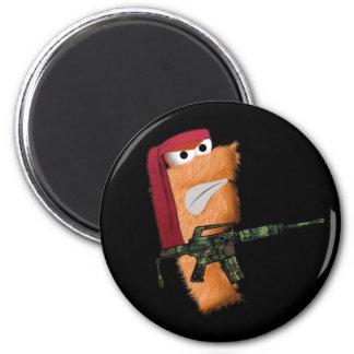 Flip-bo Magnet (black)!