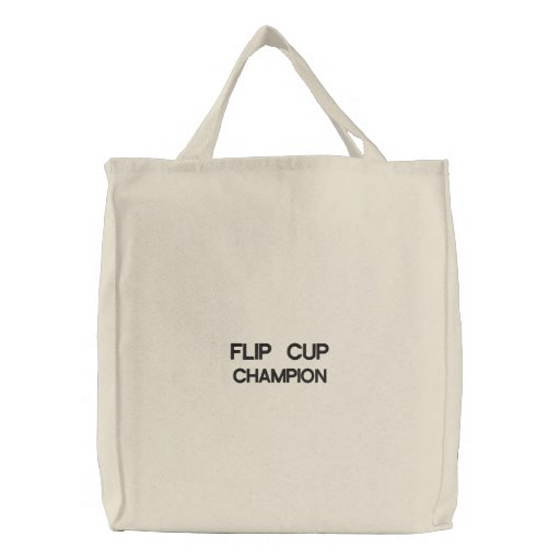 Flip Cup Champion Bags