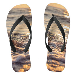 Flip Flop all day long from sunrise to sunset