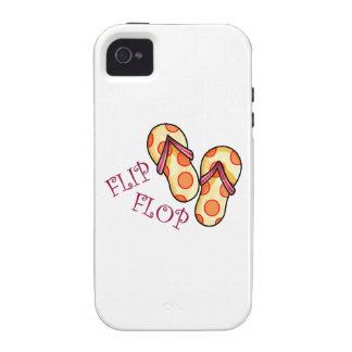 Flip Flop Vibe iPhone 4 Case