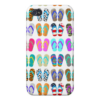 Flip Flop Chart Cases For iPhone 4