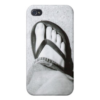 Flip Flop iPhone Case Case For The iPhone 4
