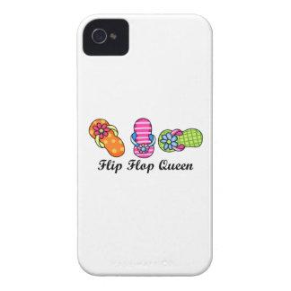 Flip Flop Queen iPhone 4 Covers