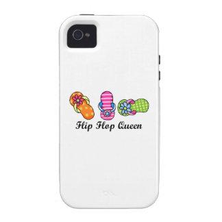 Flip Flop Queen Vibe iPhone 4 Case