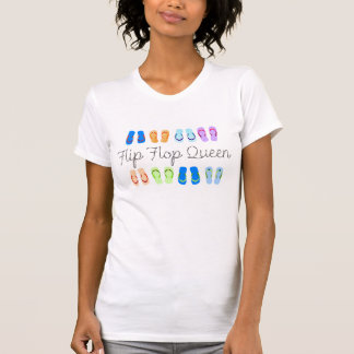 Flip Flop Queen Tshirts
