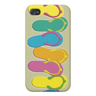 Flip-flop Speck case iPhone 4 Case