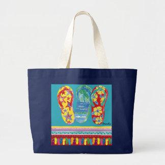 Flip-Flop- tote bag