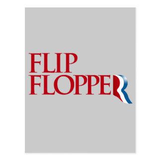 Flip Flopper Postcards