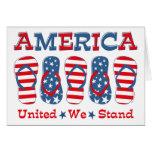 Flip Flops America Cards