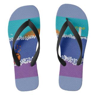 flip flops beach wear