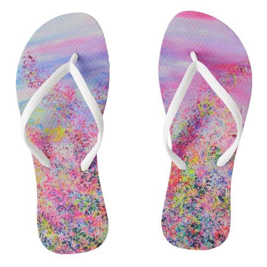 Flip flops by Jane Howarth